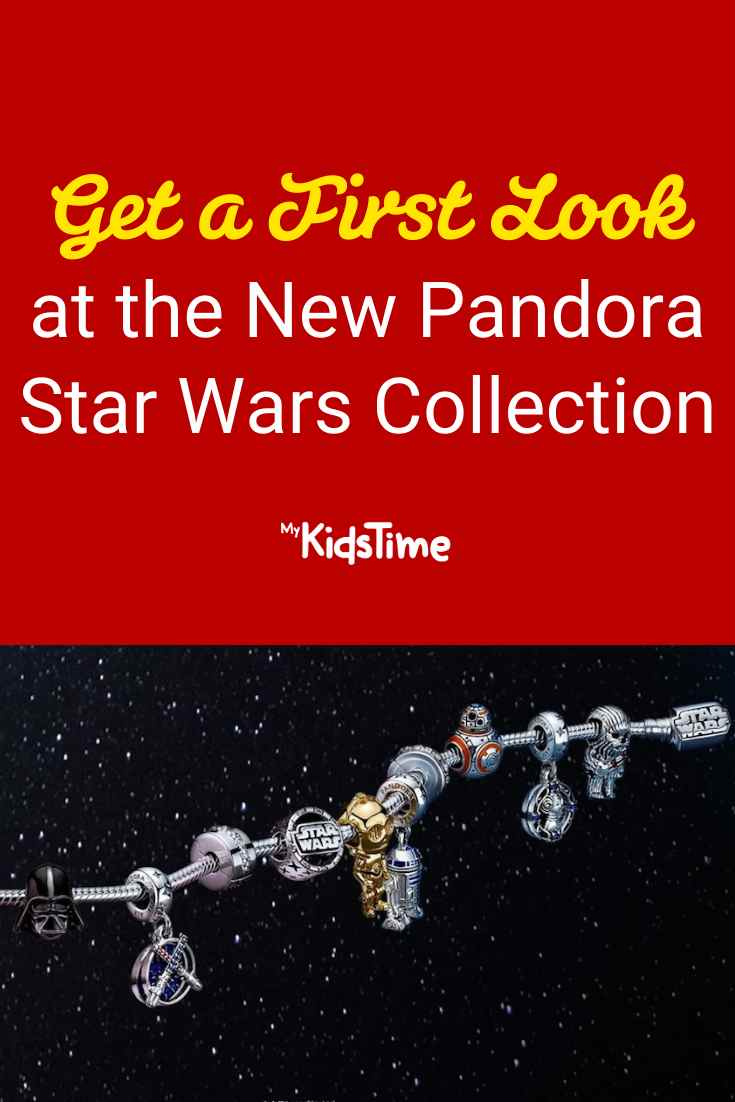 Get a First Look at the New Pandora Star Wars Collection! - Mykidstime