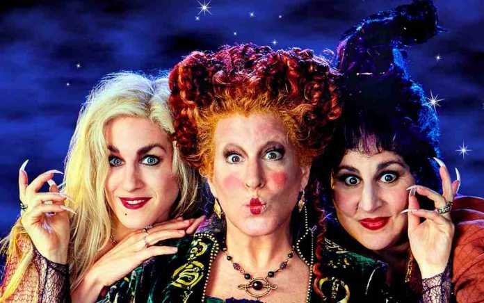 hocus pocus for best family halloween movies