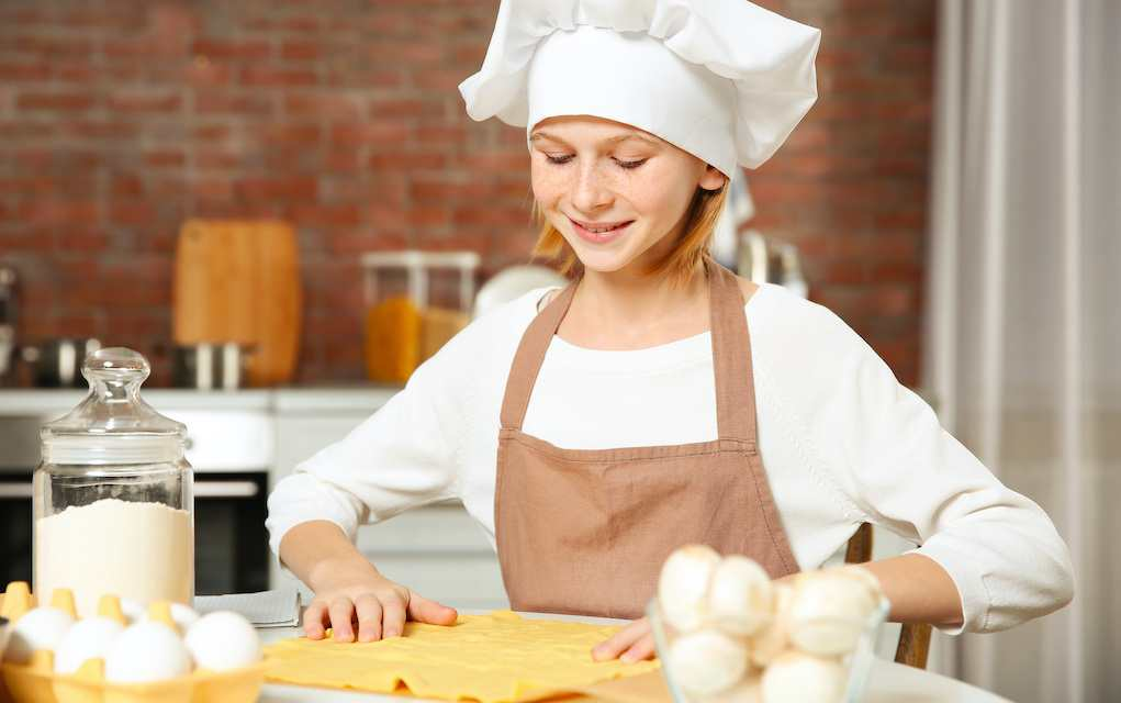 Kenwood Young Baker competition