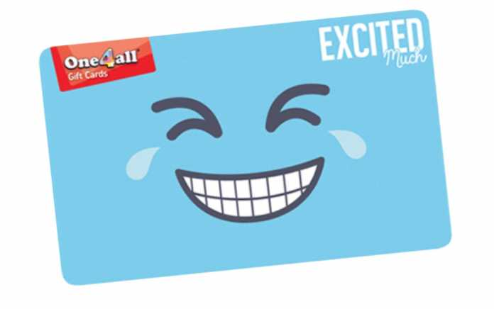 win a €50 one4all gift card