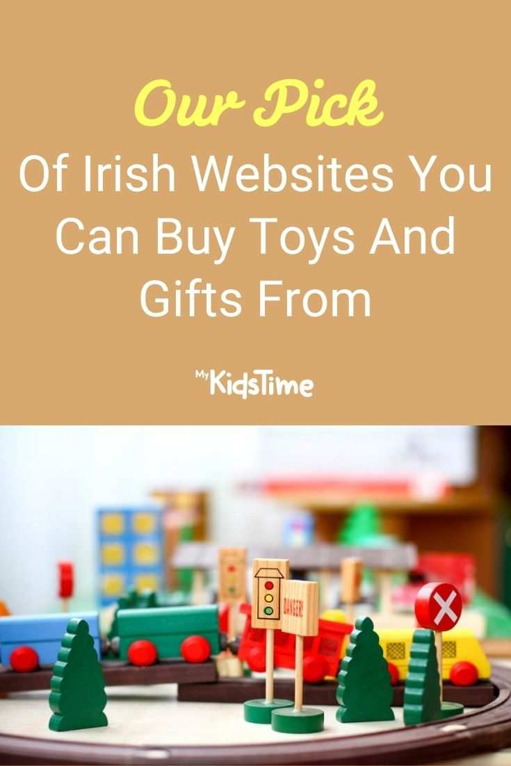 Our Pick of Irish Websites You Can Buy Toys and Gifts From