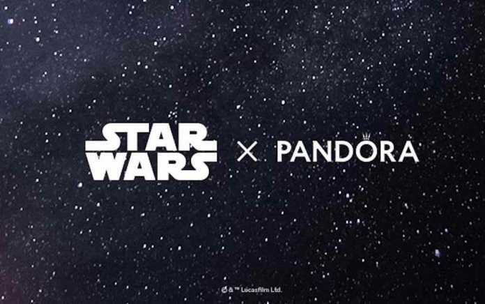 Get a first look at the New Pandora Star Wars Collection
