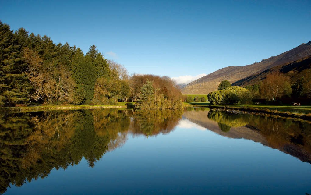 Silent Valley Mountain Park Co Down family day out ideas Ireland