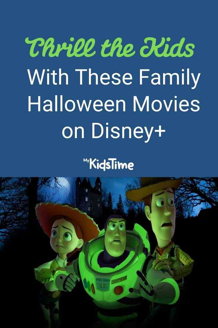 Thrill the Kids With These Family Halloween Movies on Disney plus