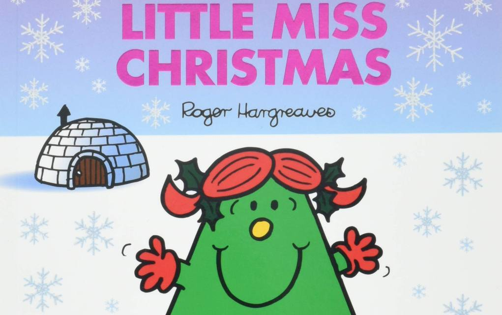 Little Miss Christmas Stories