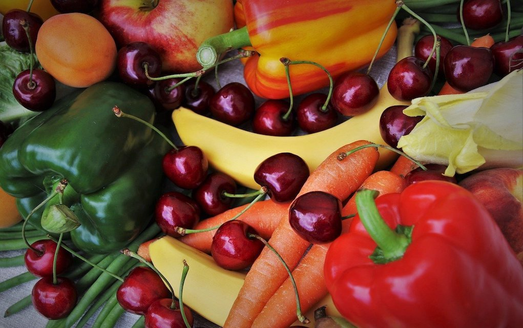 Fruit and vegetables tips for soothing colds and coughs