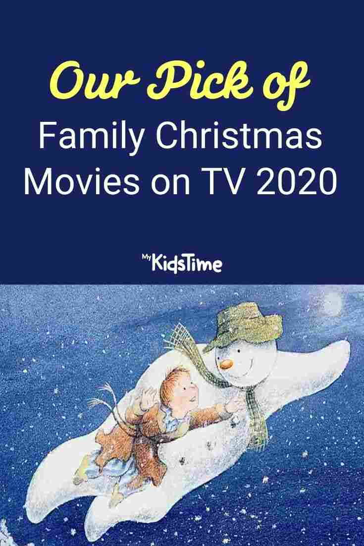 Our Pick of Christmas TV for Families