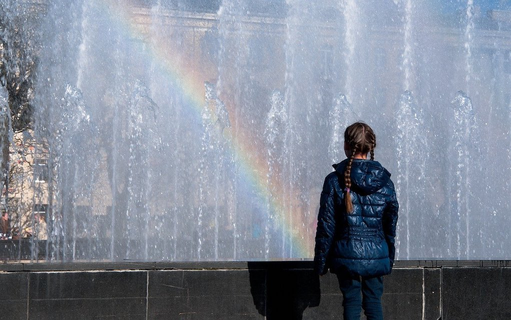 Rainbows Ireland support for children dealing with bereavement and separation