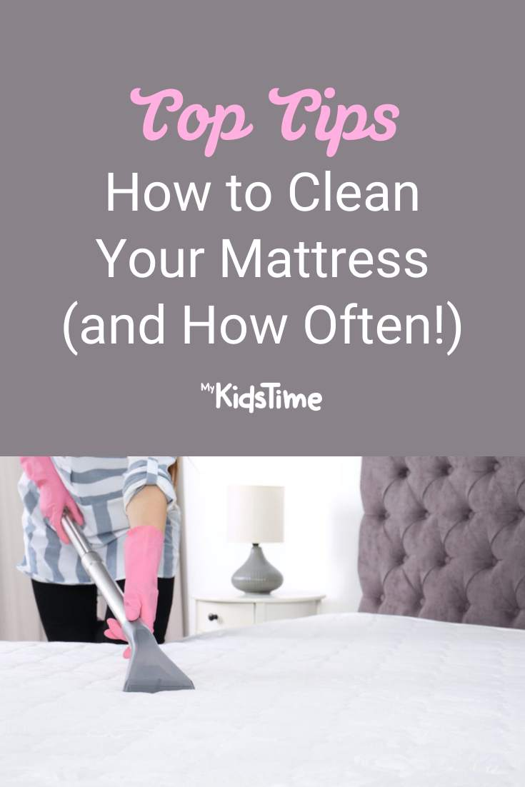 Top Tips for How to Clean a Mattress