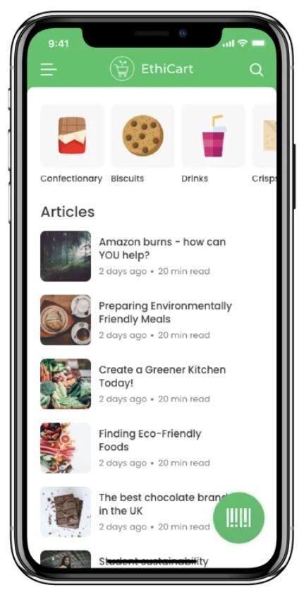 ethicart app