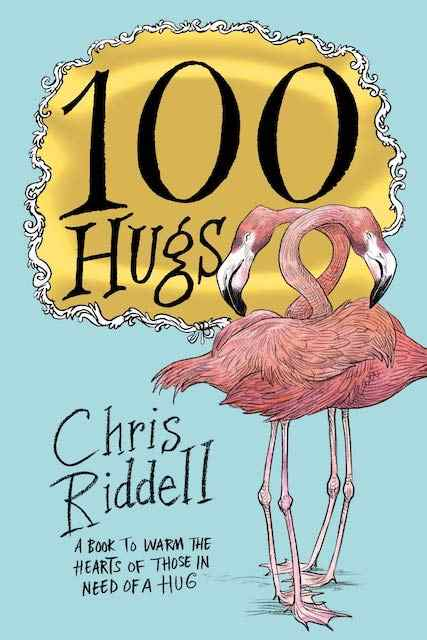 100 Hugs - Valentines books for kids