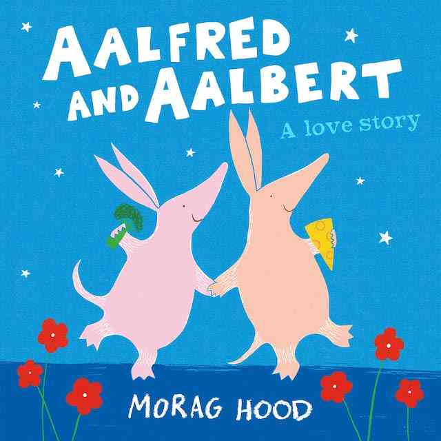 Aalfred and Aalbert Valentine's books for kids