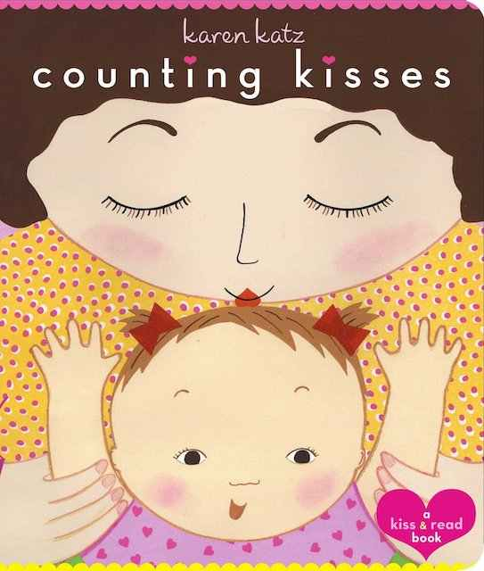 Counting Kisses - valentine's book for kids