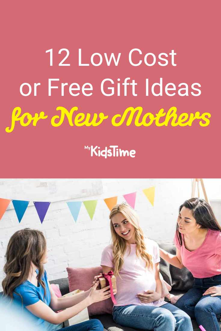 Free or Low Cost Gift ideas for New Mothers - Mykidstime