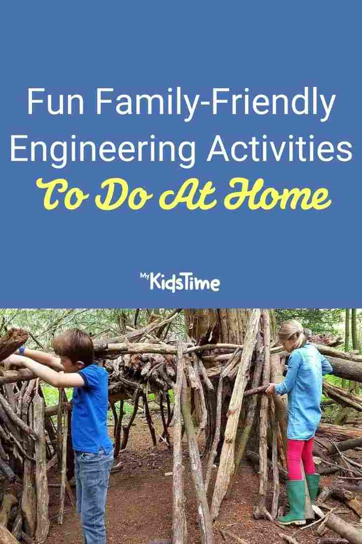 Fun Family-Friendly Engineering Activities To Do At Home