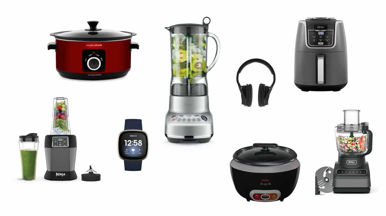 Healthy Living Made Easy with Currys PC World