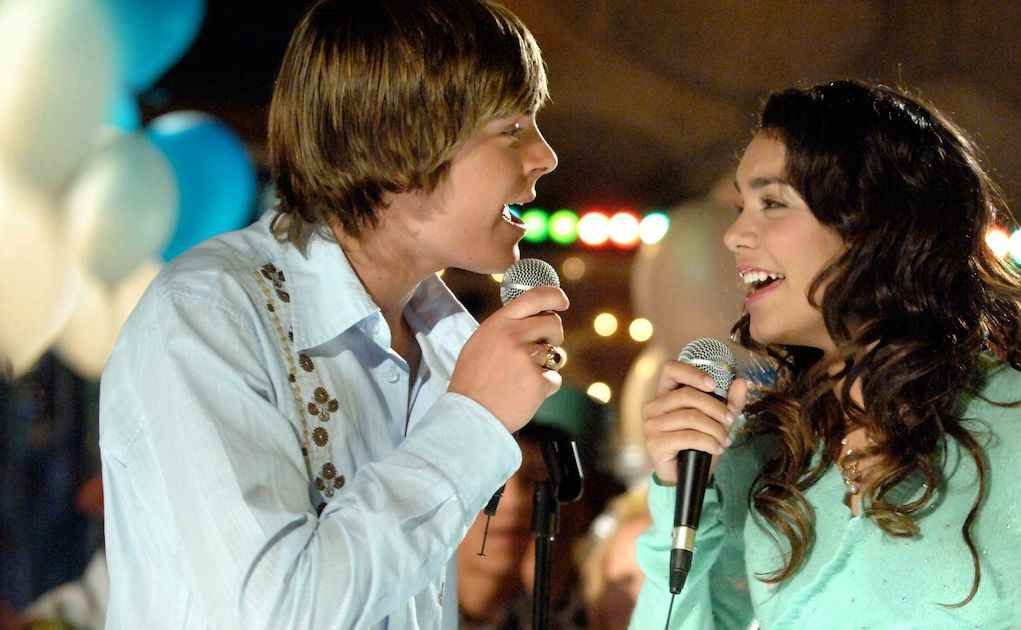 High School Musical Valentine's Day movies for kids