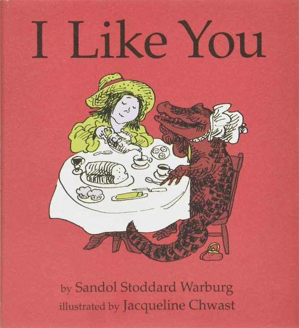 I Like You - valentines books for kids