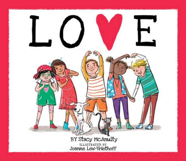 Love - valentines books for kids