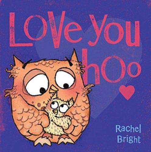 Love You Hoo - Valentine's books for kids