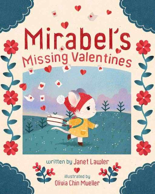 Mirabel's Missing Valentines books for kids