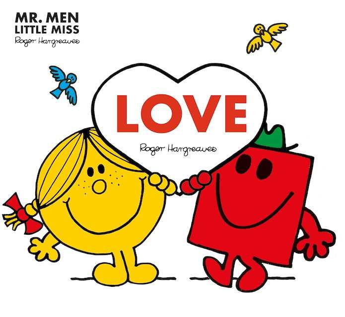 Mr Men Love - Valentine's Books for Kids