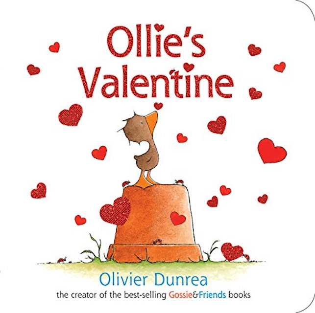Ollie's Valentine books for kids