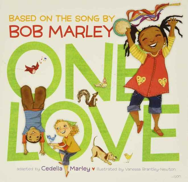 One love - Valentine's books for kids