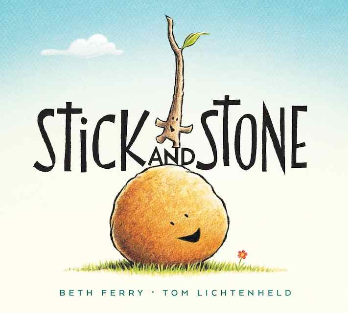Stick and Stone Valentine's books for kids