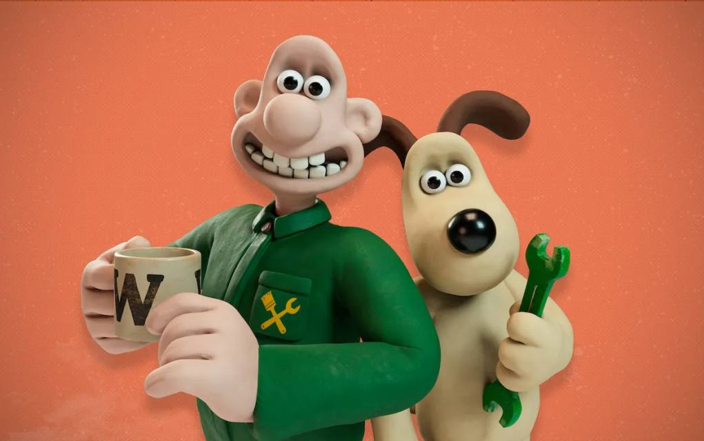 The Big Fix Up Wallace & Gromit app