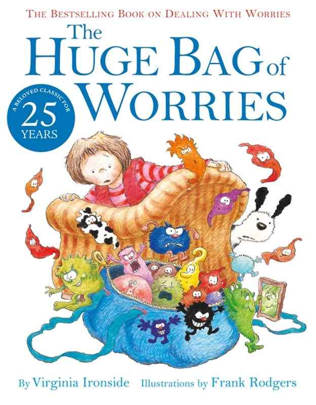 Books for anxious kids