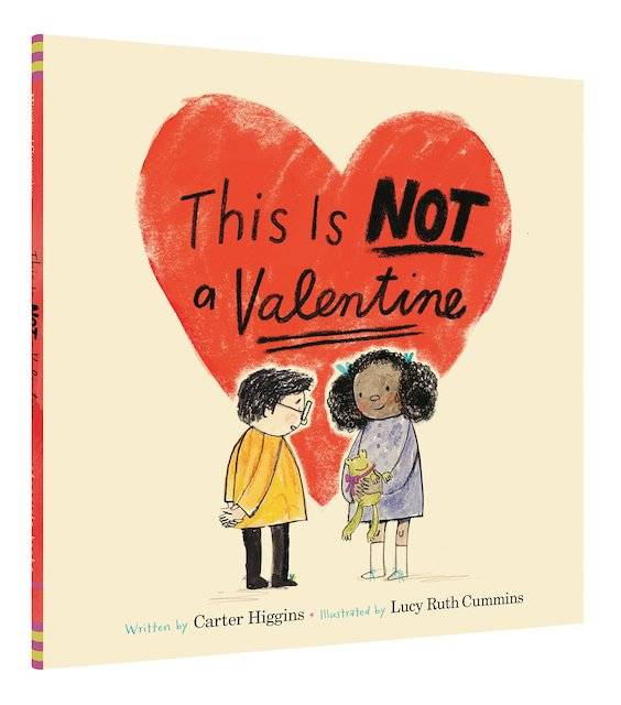 This is Not a Valentine books for kids