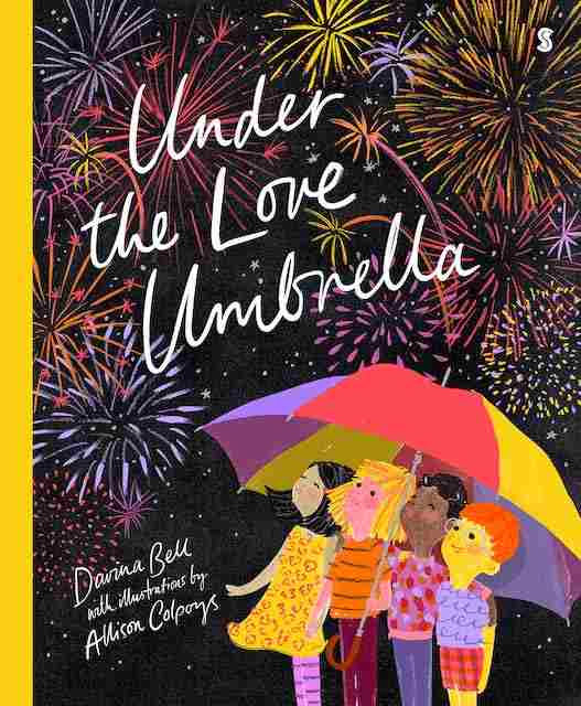 Under the Love Umbrella - valentines books for kids