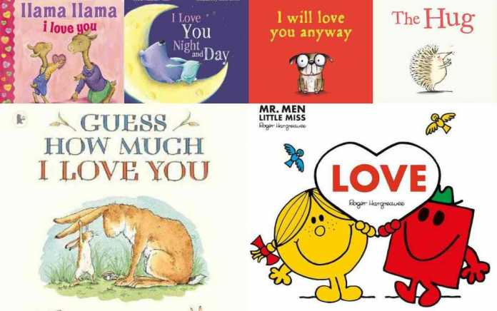 Valentine's Books for kids lead - Mykidstime