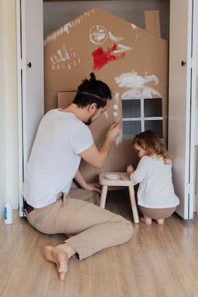 building a camp or den engineering projects to do at home