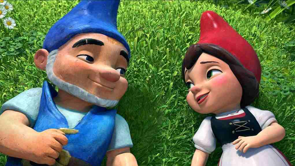 Gnomeo and Juliet - Valentine's Day movies for kids