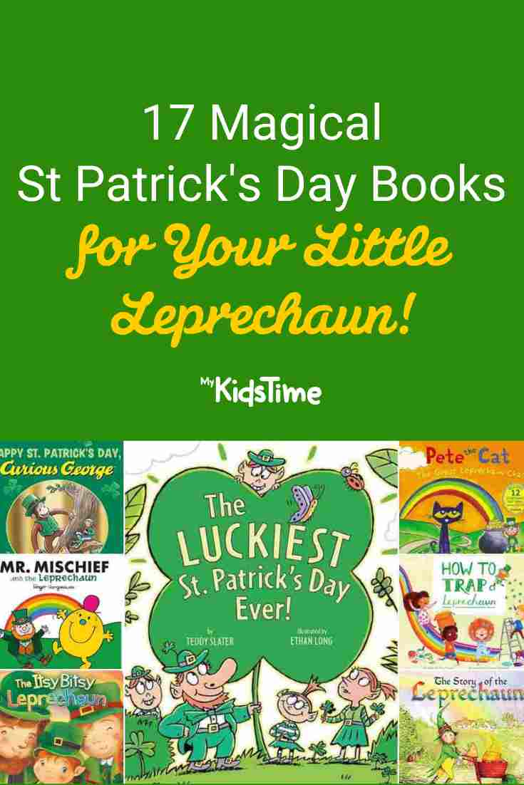 17 Magical St Patrick's Day Books for Your Little Leprechaun - MyKidsTime
