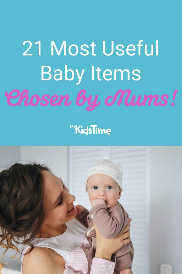 21 Most Useful Baby Items_ All Chosen By Mums! - Mykidstime new