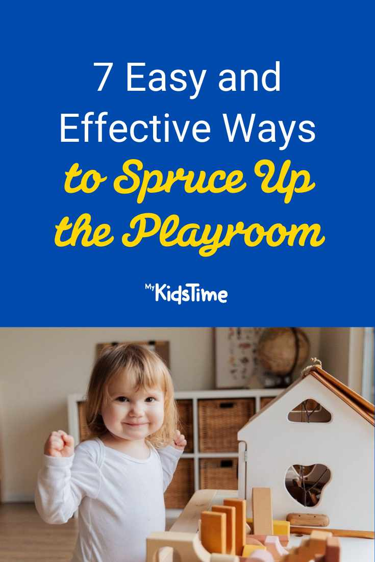 7 Easy Ways to Spruce Up the Playroom - Mykidstime
