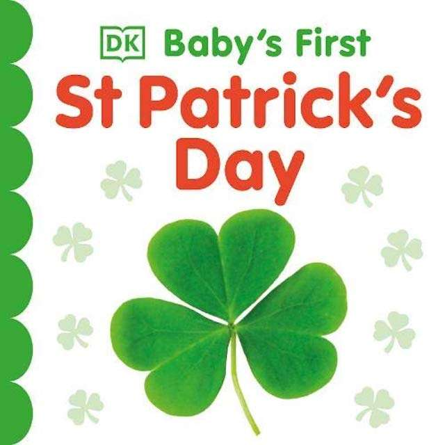 Baby's First St Patrick's Day books