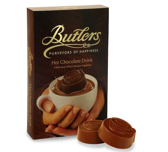 Mykidstime loves Butlers hot chocolate