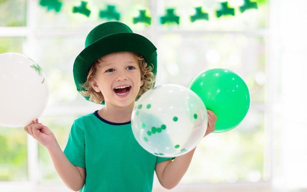 Ways to celebrate St Patrick's Day - Mykidstime