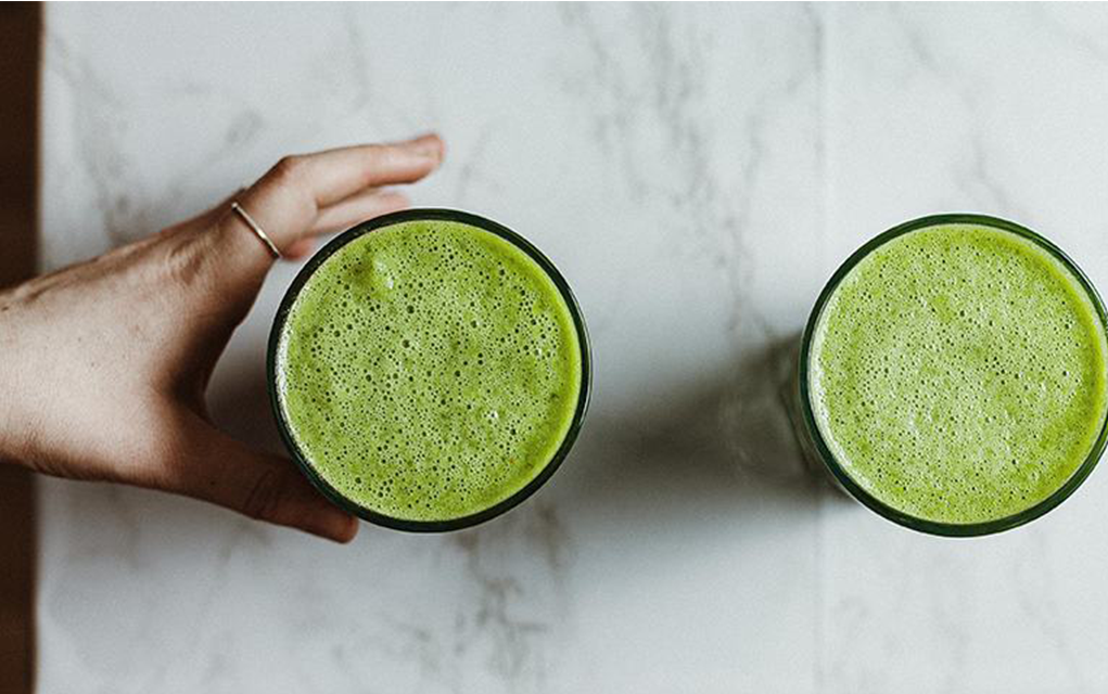 Green Foods Smoothies