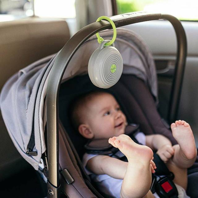 Marpac Hussh white noise machine for most useful baby items