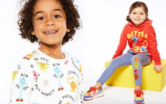 Mr Men & Little Miss Collection at M&S - Mykidstime