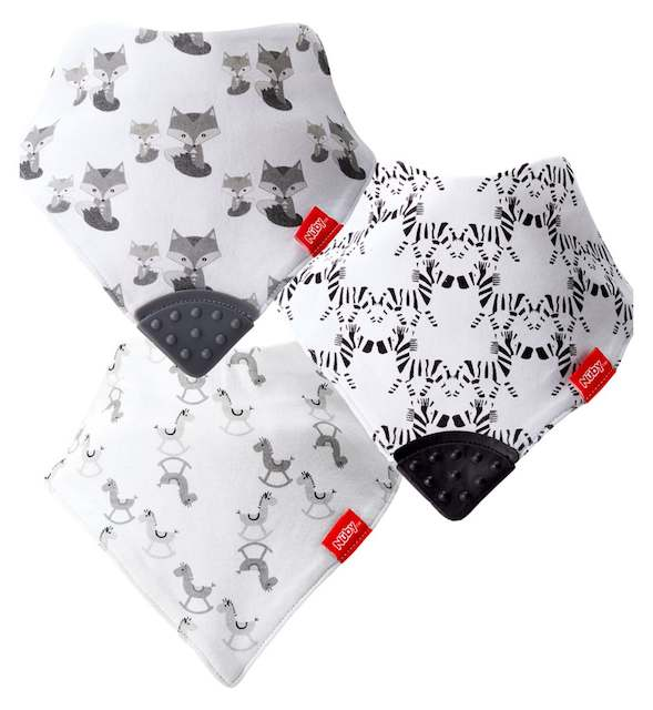 Nuby bandana bibs for most useful baby items