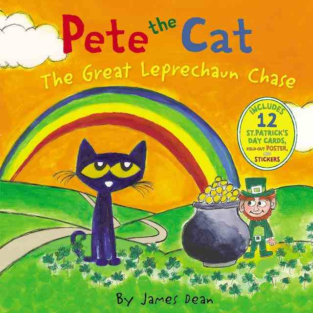 Pete the Cat The Great Leprechaun Chase (1)