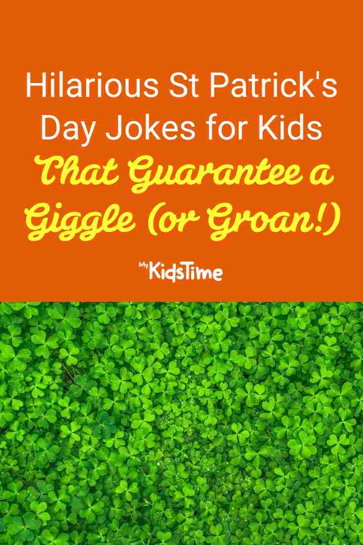 St Patrick's Day Jokes for Kids That Guarantee a Giggle (or Groan!) - MyKidsTime