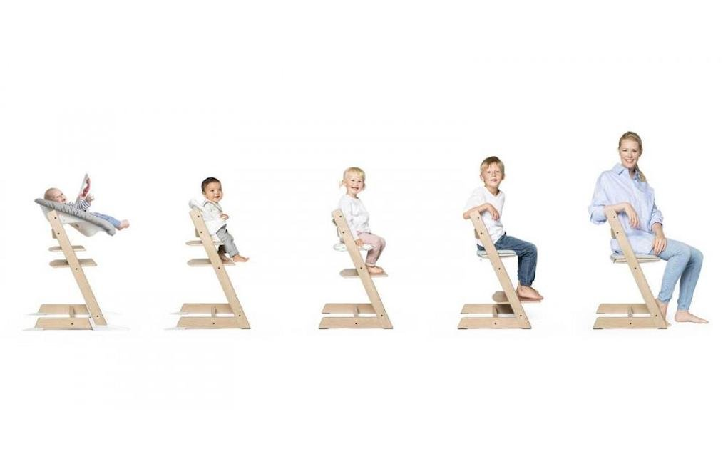 Stokke Tripp Trapp for most useful baby items