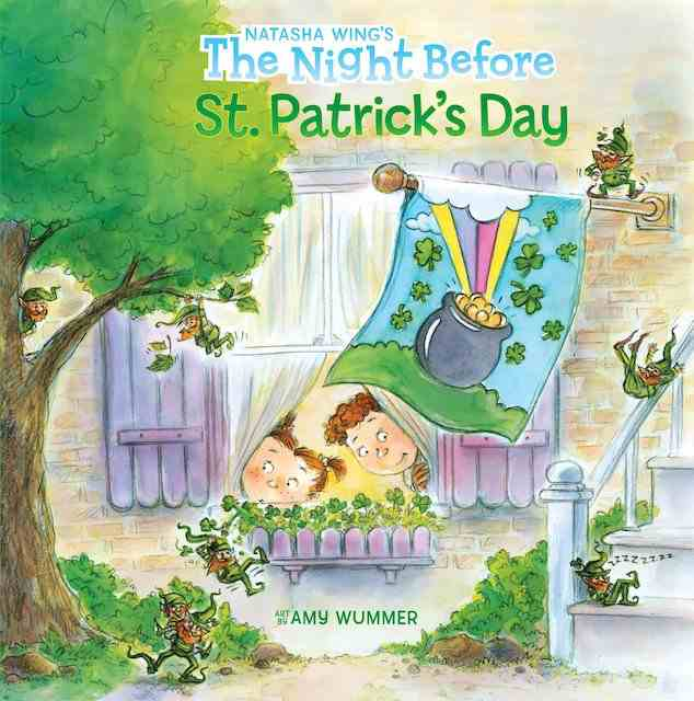 The Night Before St Patrick's Day (1)